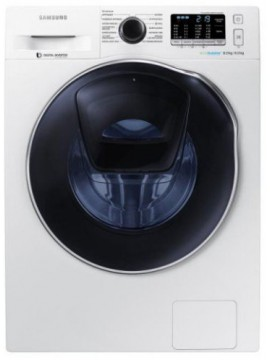 Tweedeahands Samsung AddWash wasdroogcombinatie WD80K5400OWEN